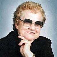 Alice Orlesta Shurvell  March 18 1931  August 13 2020 avis de deces  NecroCanada