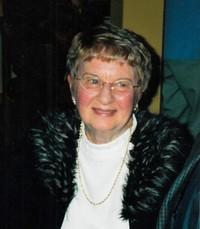 Reta Evelyn Hickey Crichton  Saturday August 15th 2020 avis de deces  NecroCanada