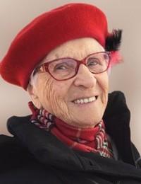 Mme Marie Paule Gariepy  1925  2020 avis de deces  NecroCanada