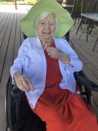 Peggy Pamala Meredith Wright  May 13 1920  August 18 2020 (age 100) avis de deces  NecroCanada