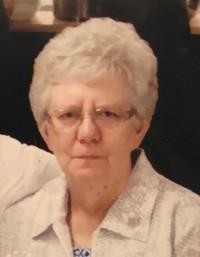 Nettie Dyck Brown  June 4 1944  August 22 2020 (age 76) avis de deces  NecroCanada