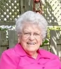 Irene Hudon  Thibeault avis de deces  NecroCanada