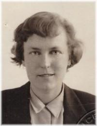 Ursula Mary Grigg Thomas  19252020 avis de deces  NecroCanada