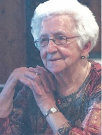 Berthe Blouin Guenette  April 22 1920  August 30 2020 (age 100) avis de deces  NecroCanada