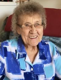 Margaret Evangeline Pauls Burwash  August 2 1927  August 14 2020 (age 93) avis de deces  NecroCanada