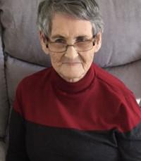 Beatrice Burton Budgell  September 7th 2020 avis de deces  NecroCanada