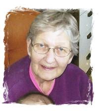Ruth Weaver nee Fletcher  September 7 2020 avis de deces  NecroCanada
