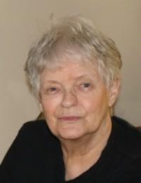 Patricia Pat Nearing  April 22 1938