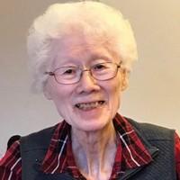 "YAMAOKA Mitsuko ""Shirley  October 28 1922 — September 16 2020 avis de deces  NecroCanada"
