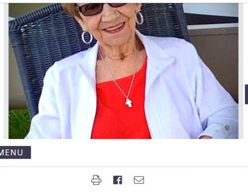 Arnolda Young-Comeau  2020 avis de deces  NecroCanada