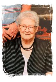 Evelyn Caister nee Luff  September 19 2020 avis de deces  NecroCanada