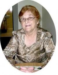 Mary Geneau  19352020 avis de deces  NecroCanada