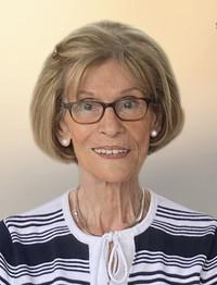 Mme Colette Menard BOUCHARD  Décédée le 20 septembre 2020