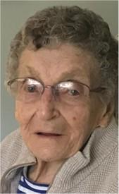 Nellie Marion Babiarz  September 17 2020 avis de deces  NecroCanada