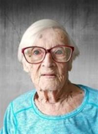 Therese Guerin Latour  1920  2020 (100 ans) avis de deces  NecroCanada