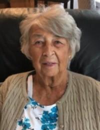 Roberta Patricia Jensen  March 20 1940