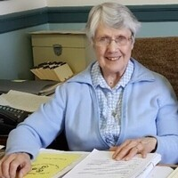 Sister Patricia Whittle  2020 avis de deces  NecroCanada