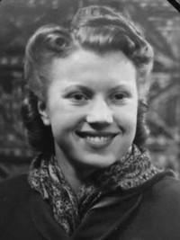 Janet Wilson  July 9 1929 – September 20 2020  Age 91 avis de deces  NecroCanada