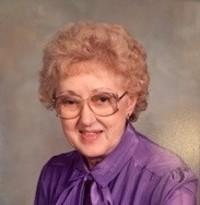 Dorothy Landers  2020 avis de deces  NecroCanada