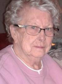 Ada May Parsons  May 1 1934 to September 25 2020 avis de deces  NecroCanada