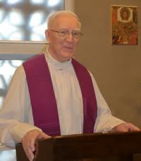 Rev Monsignor Victor McNamara  Friday September 25th 2020 avis de deces  NecroCanada