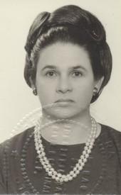 Dinora Mello  4 octobre 1931