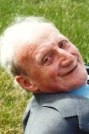 John Johnny Mapplebeck  16/05/1919  22/09/2020 avis de deces  NecroCanada