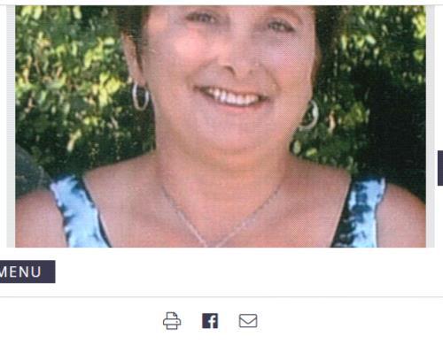 Lise Bosse-Blackett  2020 avis de deces  NecroCanada