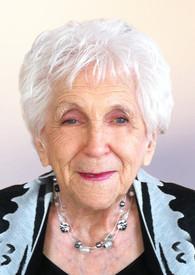 Mme Georgette Côte OUELLET  Décédée le 29 septembre 2020