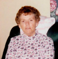 Rosemary Paton  May 21st 1932  September 29th 2020 avis de deces  NecroCanada