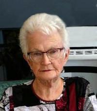 Olive Mary Wanless Weedmark  Wednesday September 9th 2020 avis de deces  NecroCanada