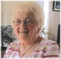 Mary Evelyn Fougere Poirier  19182020 avis de deces  NecroCanada