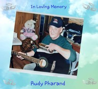 Rudolphe Rudy E Pharand  July 9 1945  September 27 2020 (age 75) avis de deces  NecroCanada