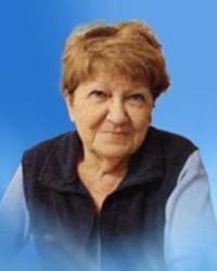 Claudette Vachon  5 octobre 2020 avis de deces  NecroCanada
