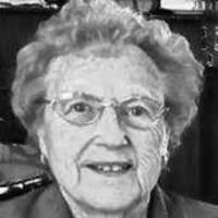 Regina Genevieve Myers LeBlanc  April 01 1929  October 07 2020 avis de deces  NecroCanada