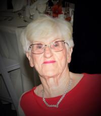 Joan McFall Hudson  Saturday October 10th 2020 avis de deces  NecroCanada