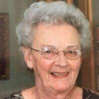 Laura Jane Gillis Thompson  November 29 1928  October 10 2020 avis de deces  NecroCanada