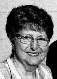 Edith Elizabeth Edie Lewis  2020 avis de deces  NecroCanada