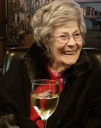 Joan Cotsworth nee McKechnie  June 9 1929 – October 11 2020 avis de deces  NecroCanada