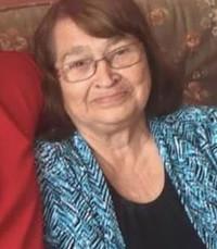 Lucy May Andrews Burden  October 16th 2020 avis de deces  NecroCanada