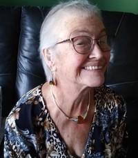 Patricia Anne Paish  Tuesday October 13th 2020 avis de deces  NecroCanada