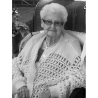 Dorothy Jordan  August 10 1921  October 19 2020 avis de deces  NecroCanada