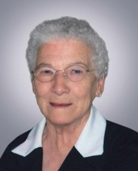 Rose-Aimee Poulin  Fortier  1924  2020 avis de deces  NecroCanada