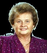 Theresa Kretschmann  2020 avis de deces  NecroCanada