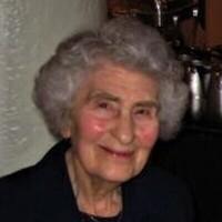 Betty Isabel Mitchell  October 10 1925  October 15 2020 avis de deces  NecroCanada