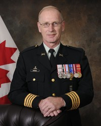 Colonel Ret'd Christopher