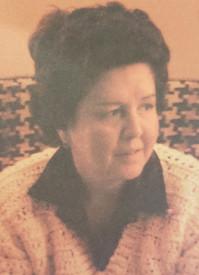 Edith Desjarlais  2020 avis de deces  NecroCanada