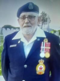 Ernest Freeman Abbott Retired CPO2  October 23 2020 avis de deces  NecroCanada