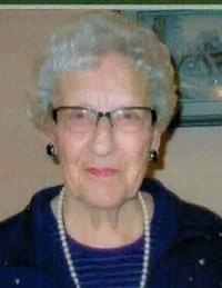 Pearl Mary Blimkie Turcotte  December 11 1924  October 26 2020 (age 95) avis de deces  NecroCanada