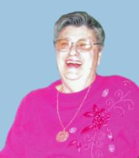 TUFTS Doris Ellice  October 22 2020 avis de deces  NecroCanada